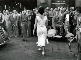 A HÉT FOTÓSA: Mario de Biasi - Válogatás egy olasz fotóriporter világhírű felvételeiből
