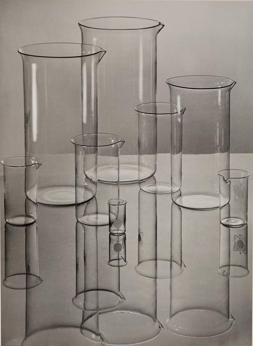Fotó: Albert Renger-Patzsch: Jénai üveg, 1934 © Albert Renger-Patzsch / Archiv Ann und Jürgen Wilde, Zülpich / ADAGP