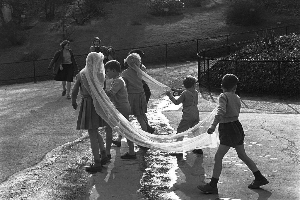 Fotó: Edouard Boubat: Cím nélkül © Edouard Boubat