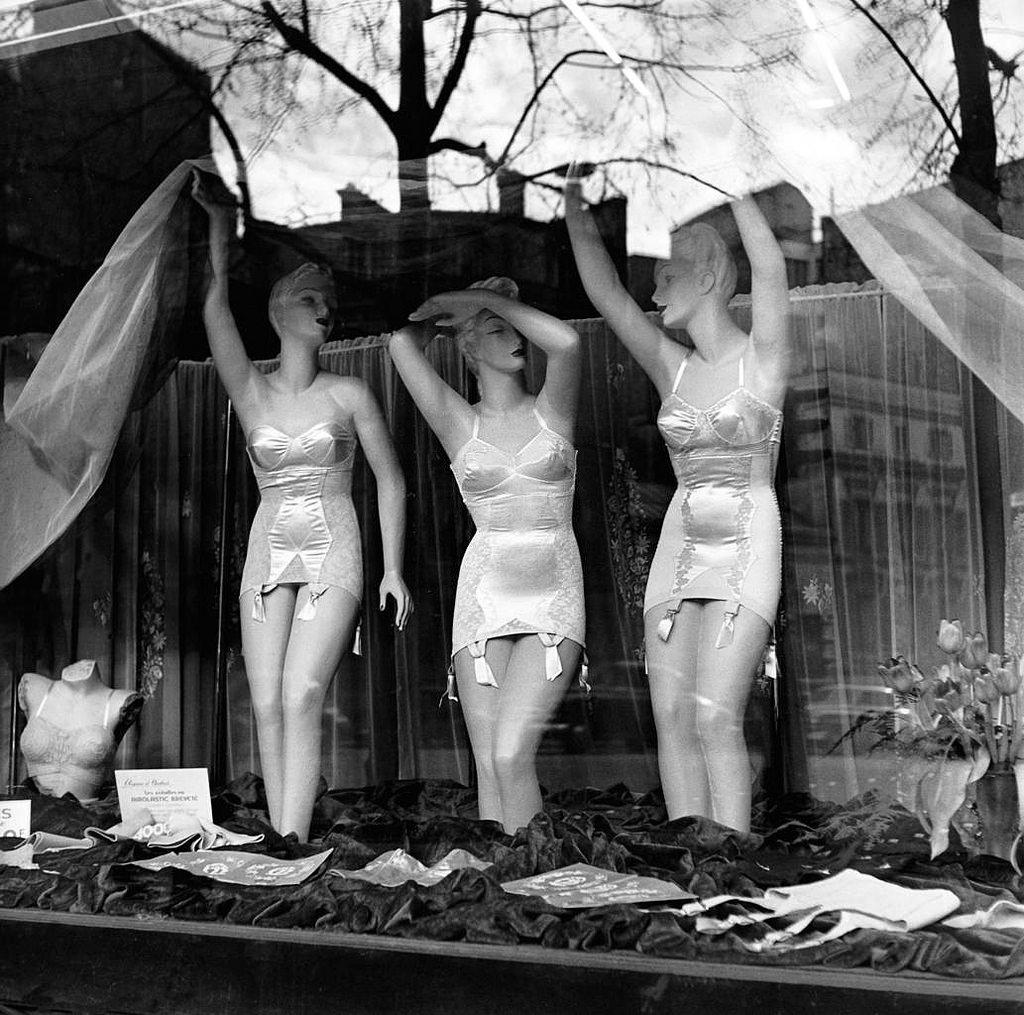 Fotó: Edouard Boubat: Paris, 1948 © Edouard Boubat