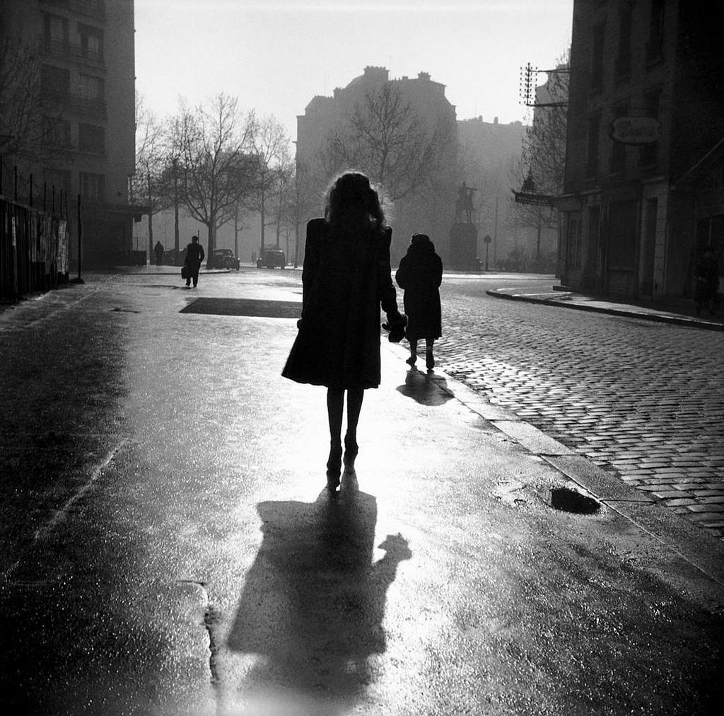 Fotó: Edouard Boubat: Paris © Edouard Boubat