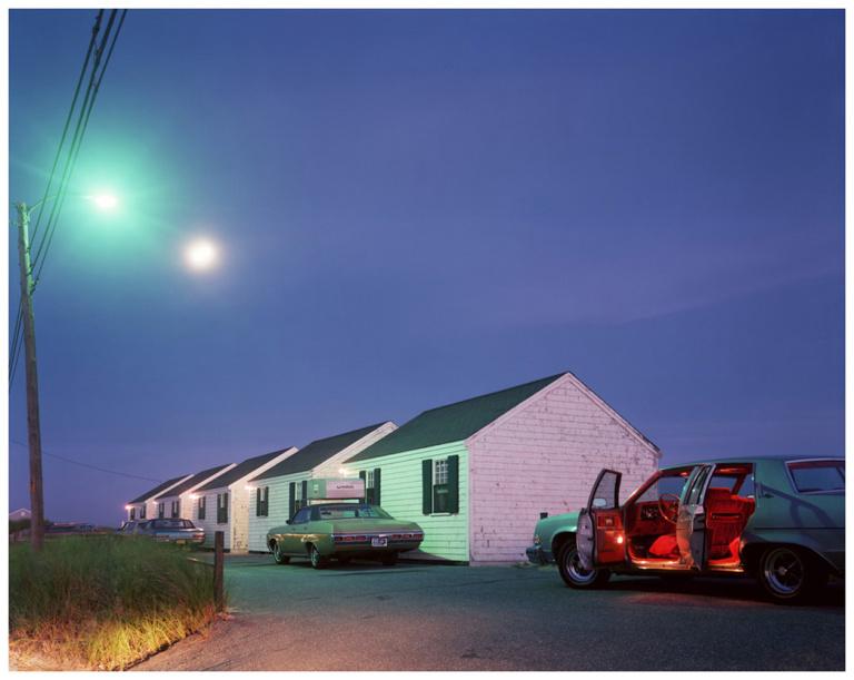 Fotó: Joel Meyerowitz: Red Interior, Provincetown, Massachusetts, 1977 © Joel Meyerowitz