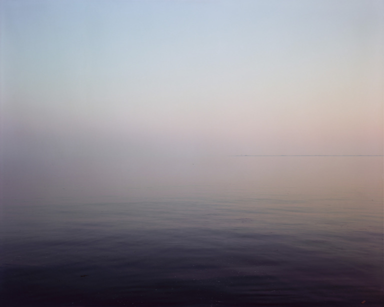 Fotó: Joel Meyerowitz: Bay Sky, Provincetown, Massachusetts, 1985 © Joel Meyerowitz