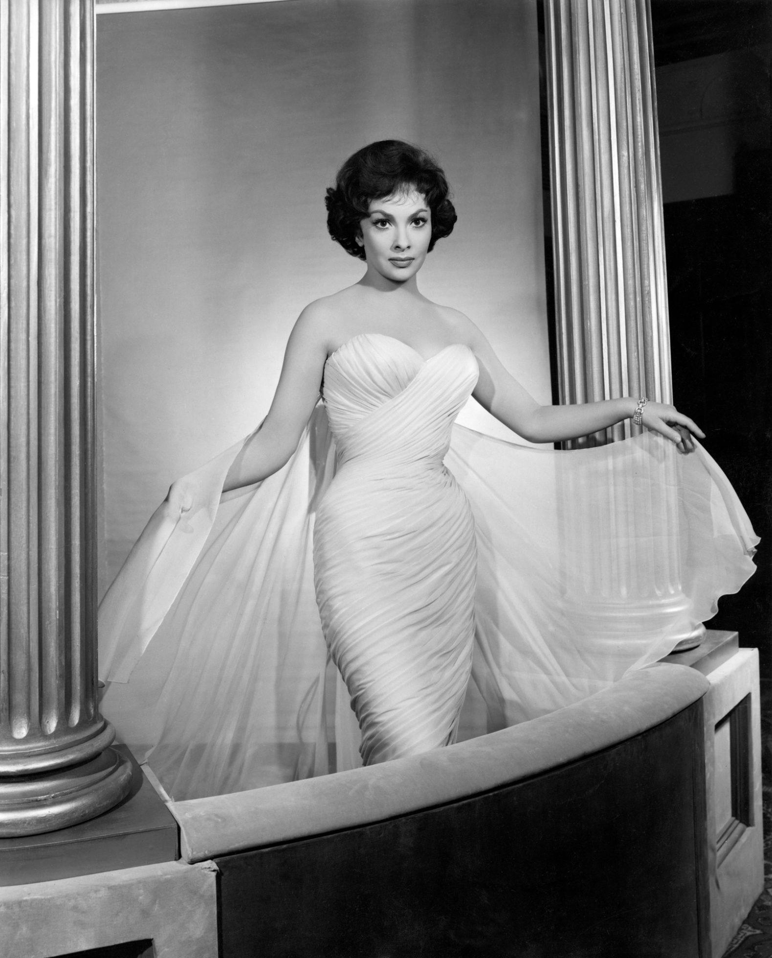 Fotó: Yousuf Karsh: Gina Lollobrigida, 1958 © Yousuf Karsh