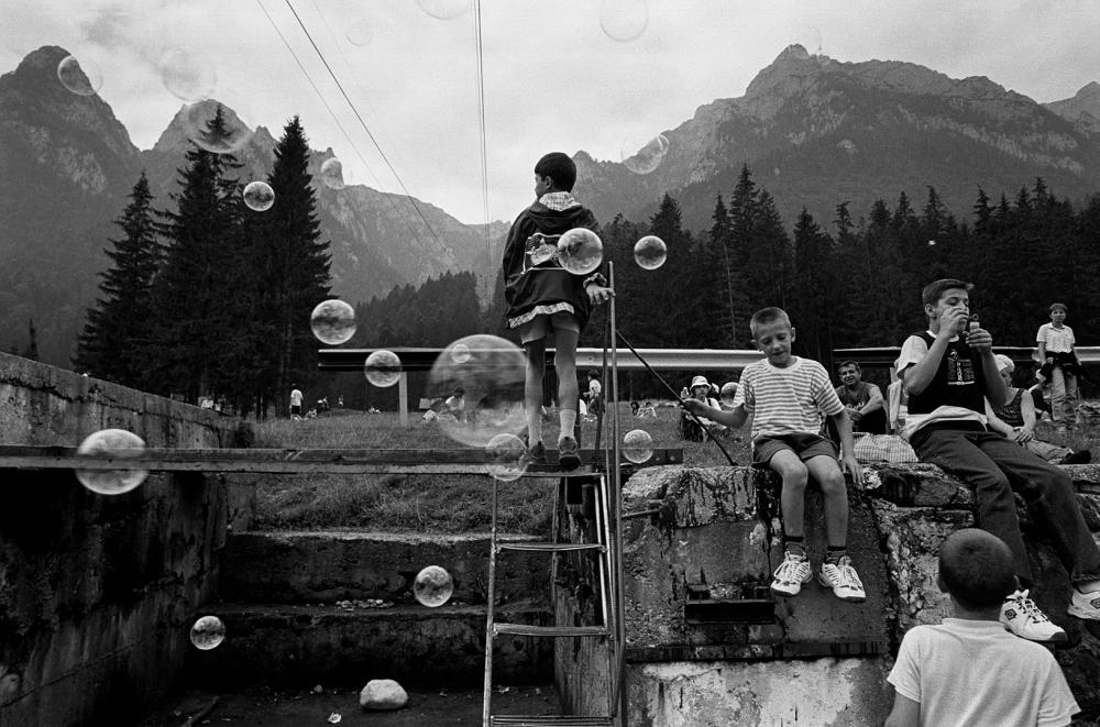 Fotó: Molnár Zoltán, Bucsecs, Erdély I Bucegi, Transylvania, 2001 © Molnár Zoltán