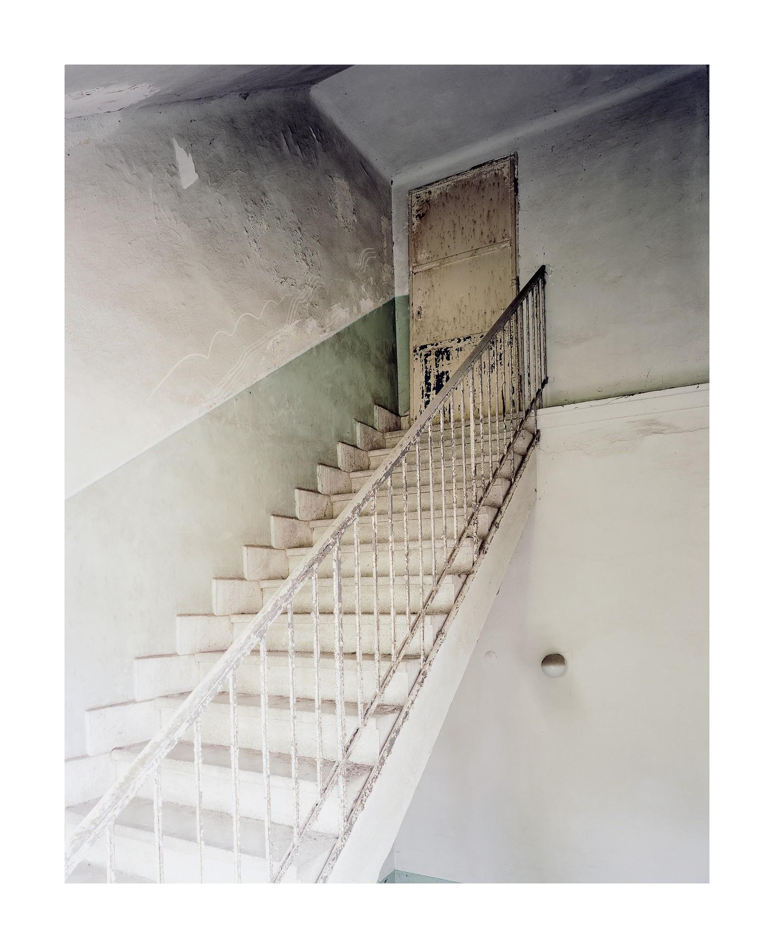 Fotó: Kovalovszky Dániel: Részlet a Kistarcsai Internálótábor épületéből.