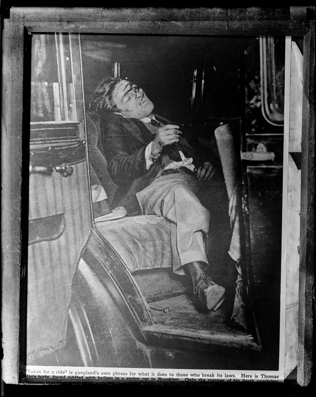 Fotó: Leslie Jones: Áldozat, Boston © Boston Public Library / Leslie Jones Collection