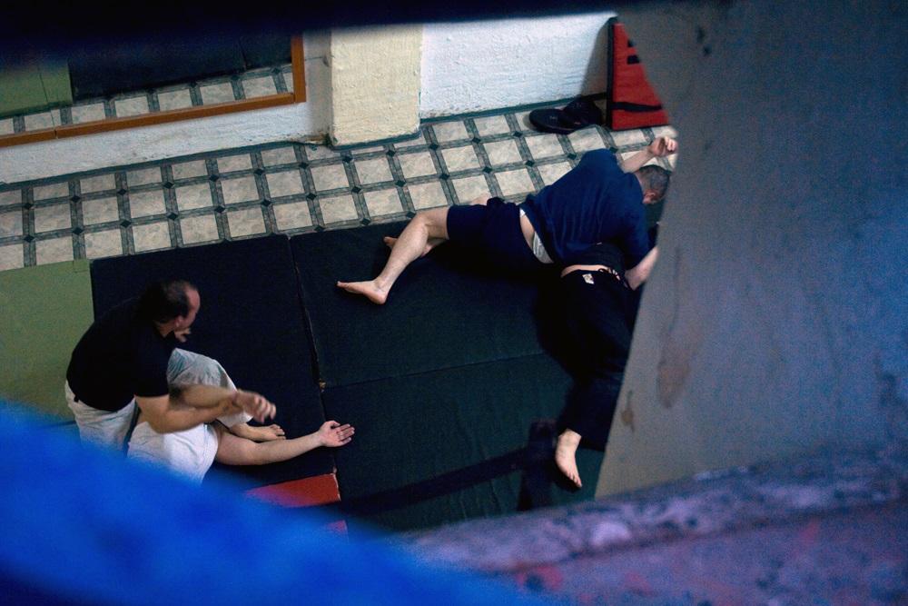 Fotó: Elek Judit Katalin: 2008. 04. 11., Részlet az Antitabu sorozatból