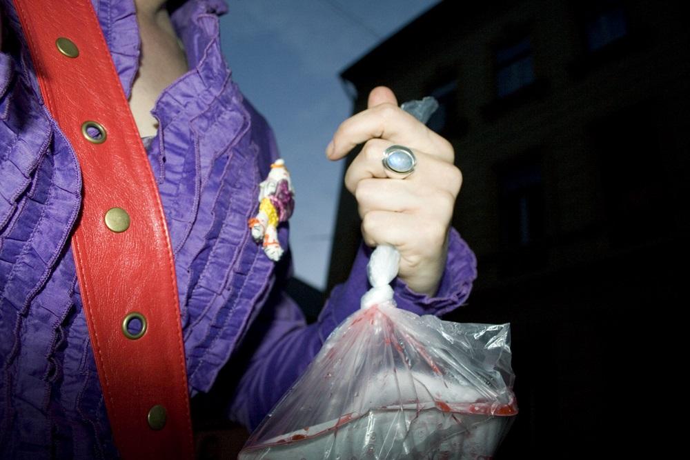 Fotó: Elek Judit Katalin: 2008. 06. 16., Részlet az Antitabu sorozatból