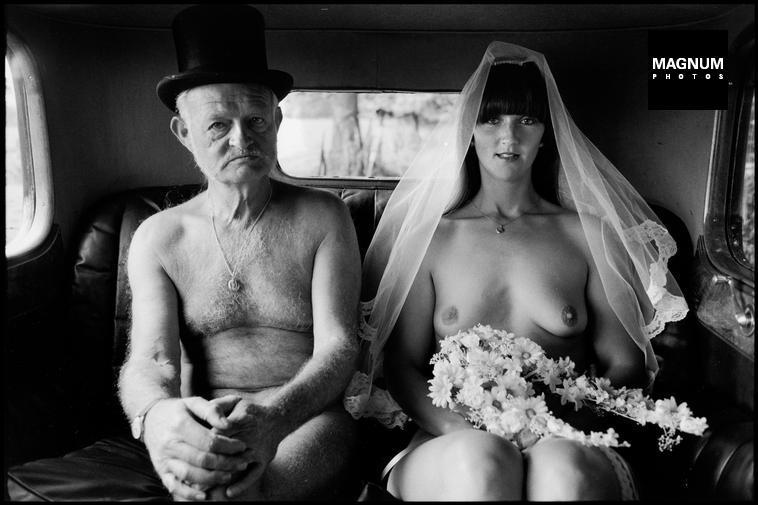 Fotó: Elliott Erwitt: Kent, 1984 © Magnum Photos