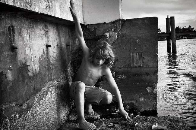 Fotó: Lenny Kravitz: Elias © Lenny Kravitz