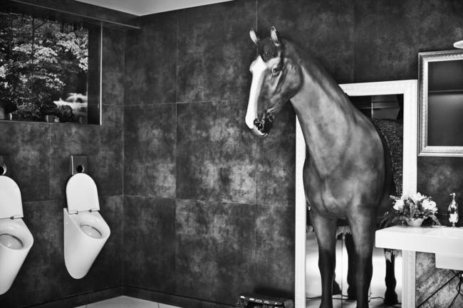 Fotó: Lenny Kravitz: Seeing a Man About a Horse © Lenny Kravitz