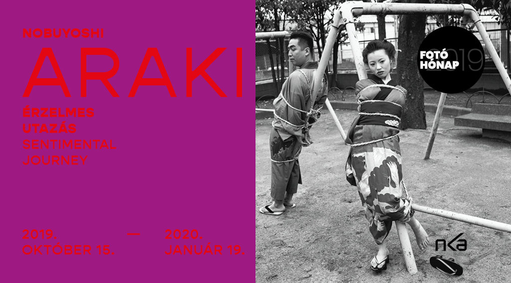 Hamarosan a Mai Manó Házban: Nobuyoshi Araki - Érzelmes utazás