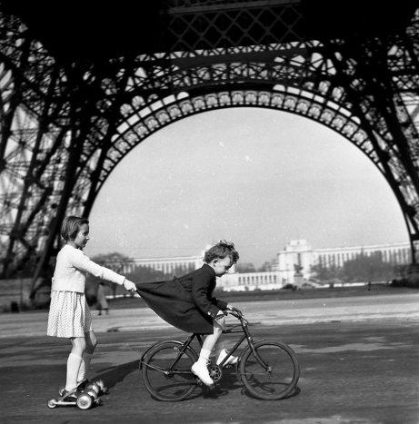 Robert Doisneau Photography Children Fotó-kalendá...
