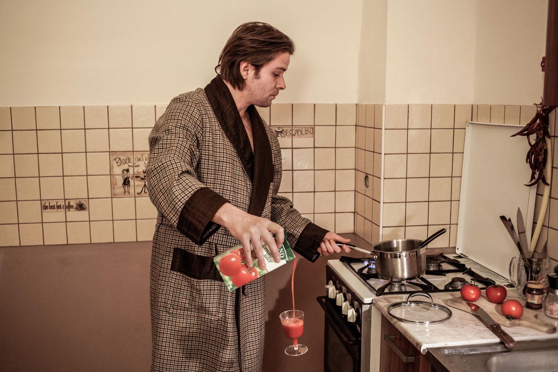 Hartyányi Norbert: Egy bűvész hétköznapjai (2014)