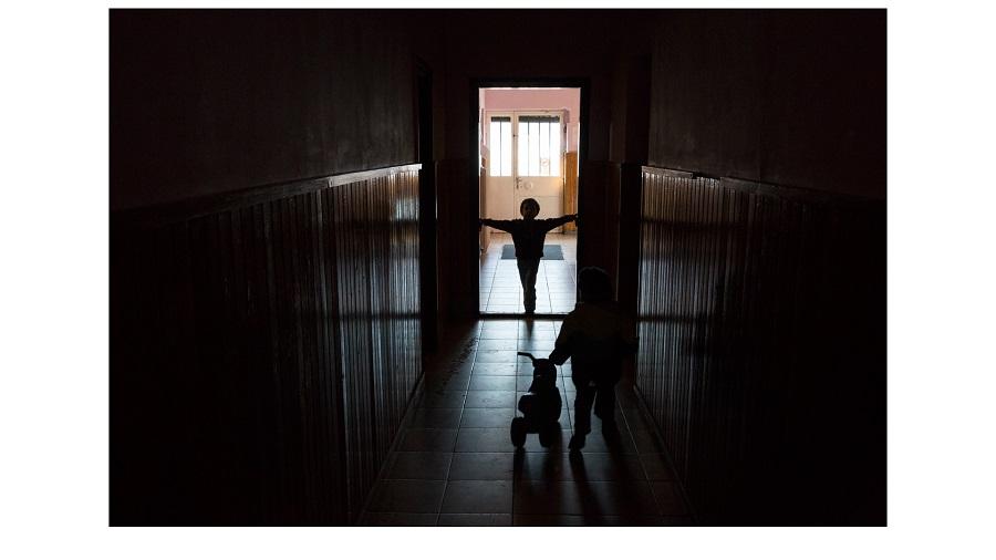 Fotó: Pályi Zsófia: Részlet a Remény az élet peremén című sorozatból