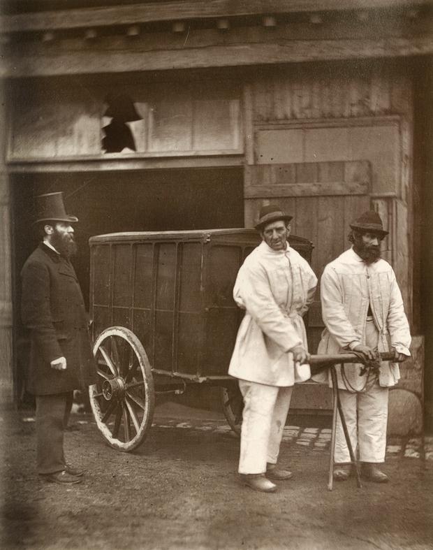 Fotó: John Thomson: London, 1877 © Hulton Archive/Getty Images