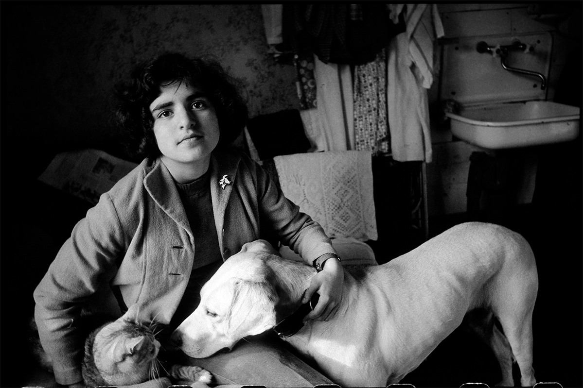 Fotó: Mása Ivasincova: Orehovo, Leningrad, USSR, 1978 © Masha Galleries