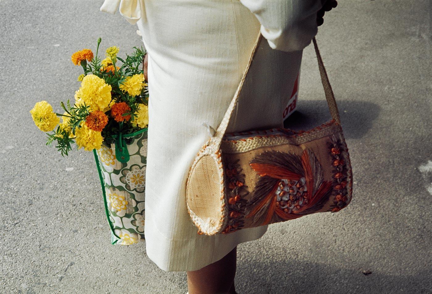 Fotó: Vivian Maier: 1975. augusztus © Maloof Collection