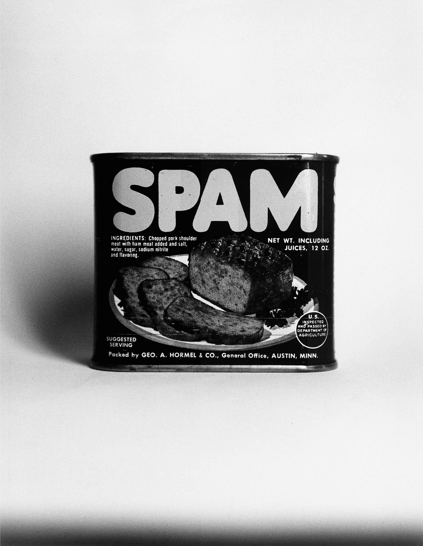 Fotó: Ed Ruscha: Spam, 1961 © Ed Ruscha Courtesy the artist and Gagosian Gallery