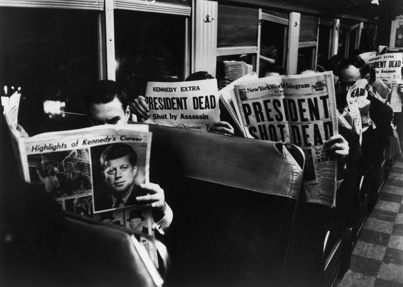 Fotó: Carl Mydans: New York, USA, 1963 © Time & Life Pictures/Getty Images