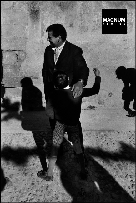 Fotó: Josef Koudelka: Spain, 1973 © Josef Koudelka/Magnum Photos
