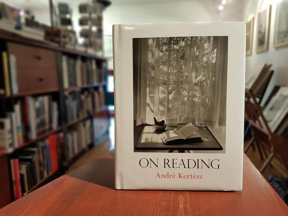 André Kertész: On Reading