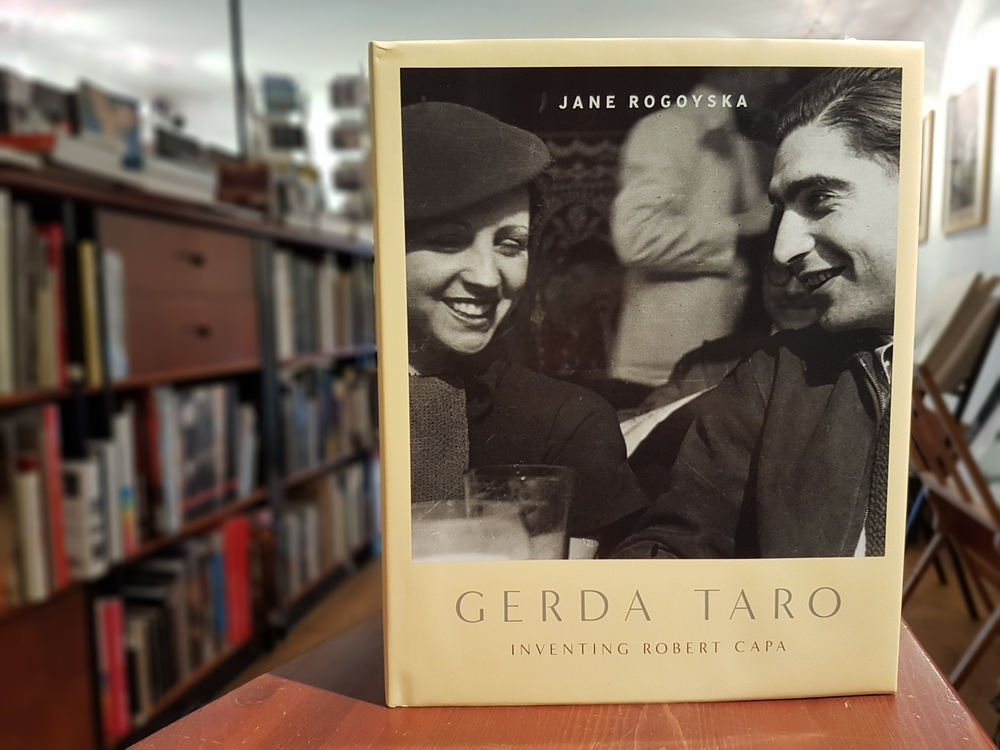 Gerda Taro Inventing Robert Capa