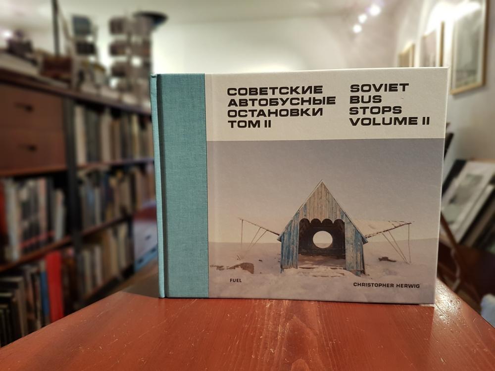 Soviet Bus Stops Volume II.