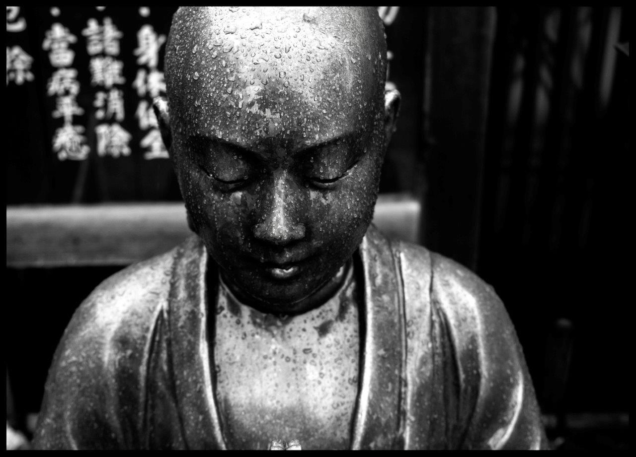 Fotó: Gaál Zoltán: Nadi Botokesan Buddha, Asakusa © Gaál Zoltán