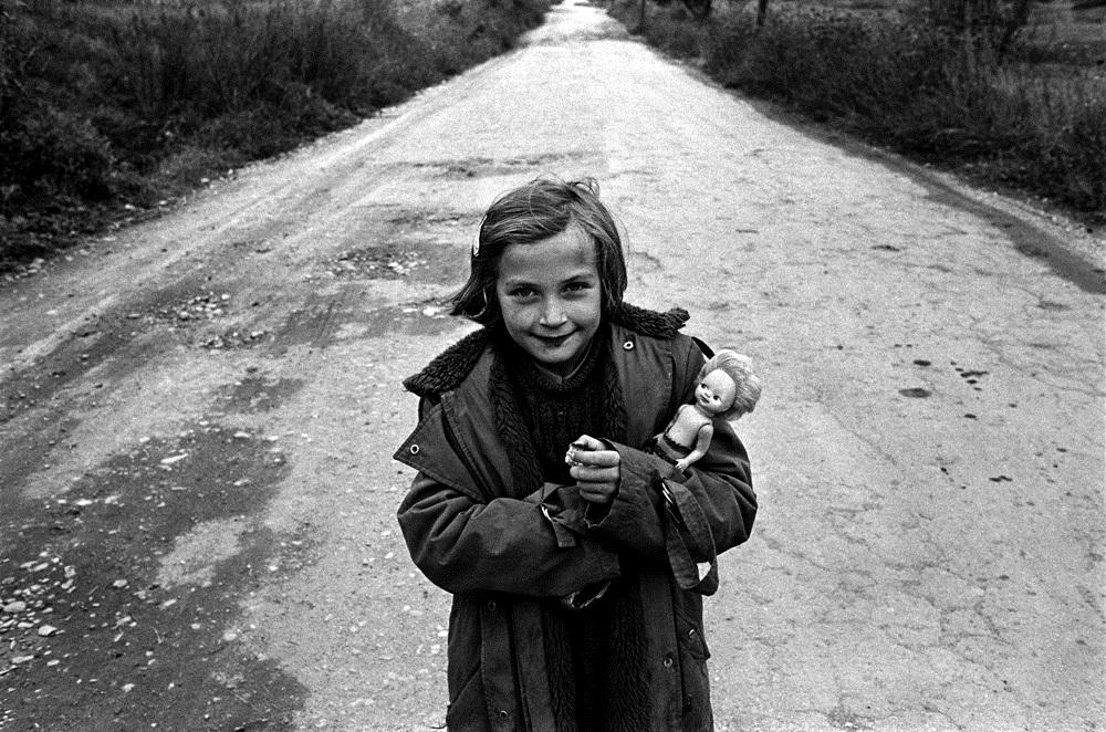 Fotó: Molnár Zoltán: Bálványosváralja, Erdély, 1998