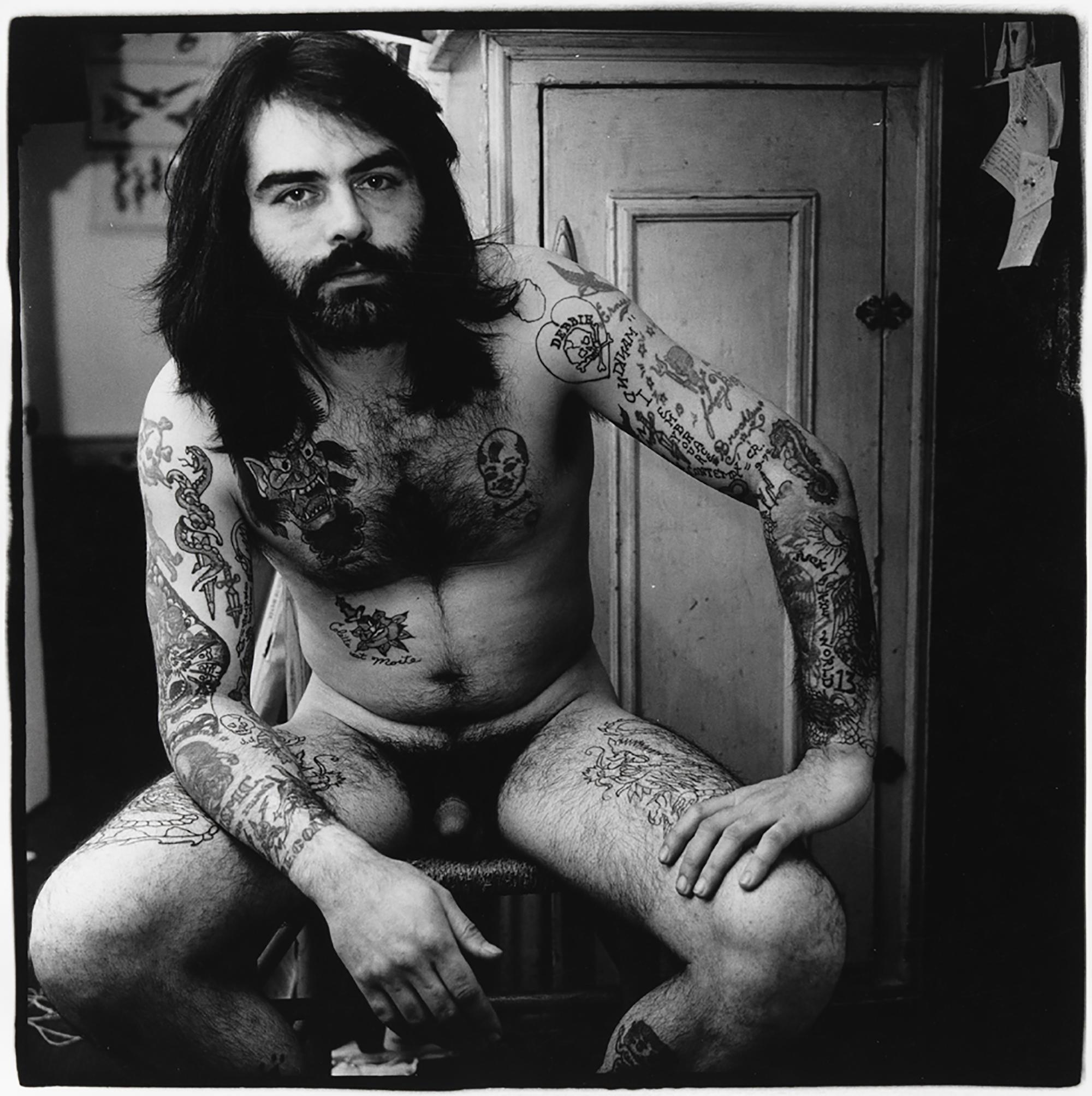 Fotó: Peter Hujar: Ernie, 1974 © Peter Hujar Archive / Fraenkel Gallery