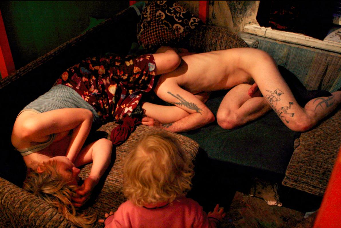 Fotó: Irina Popova: Részlet az Another Family című sorozatból, 2008 © Irina Popova
