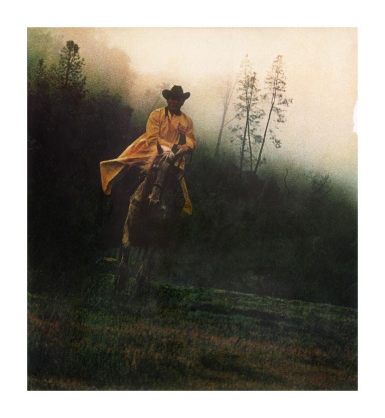 Fotó: Richard Prince: Untitled (cowboy), 2016 © Los Angeles County Museum of Art/Richard Prince