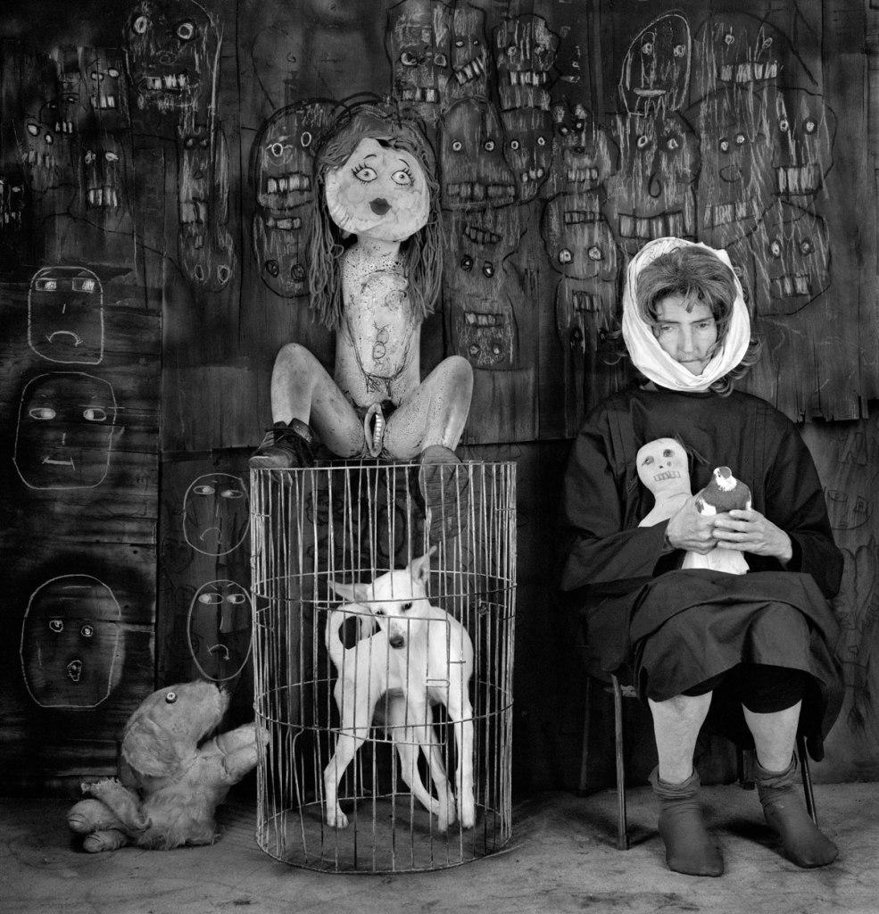Fotó: Roger Ballen: Bewitched, 2012 © Roger Ballen/Stills Gallery