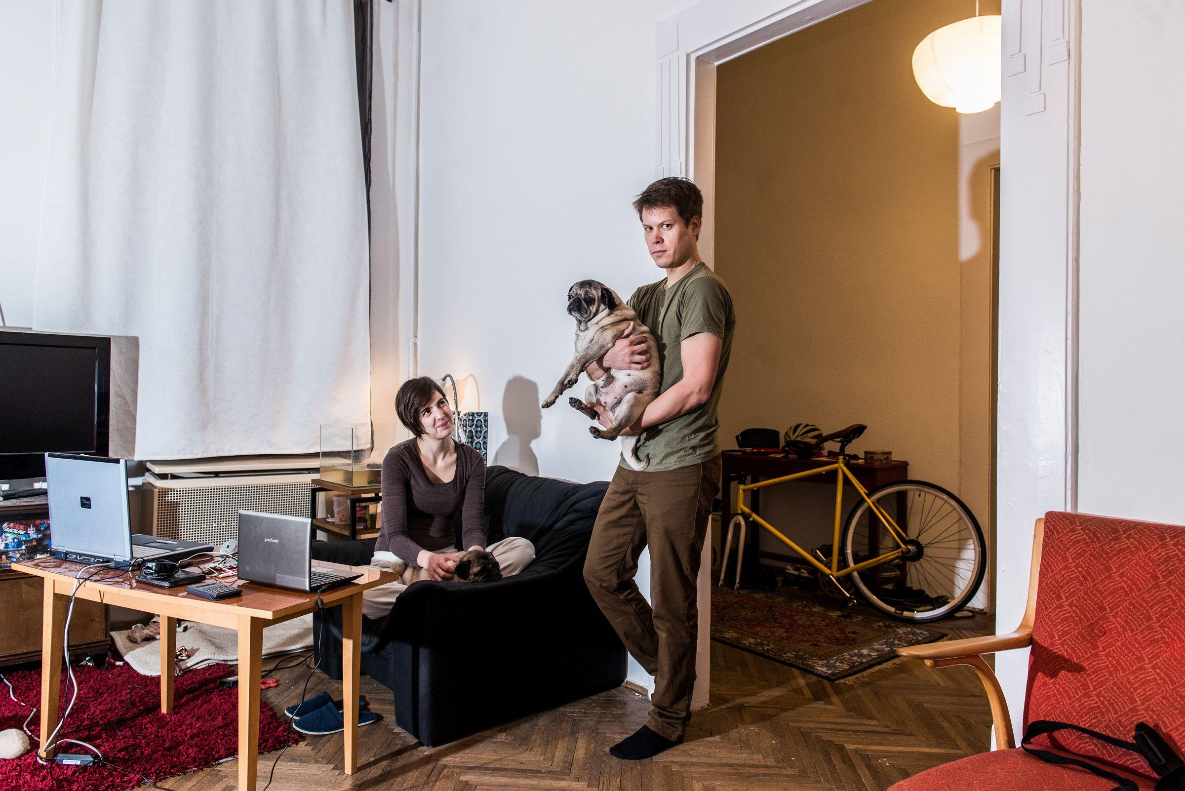 Emberábrázolás – portré (sorozat) <br /><br />1. díj: Stiller Ákos (HVG): A magyar választó<br />