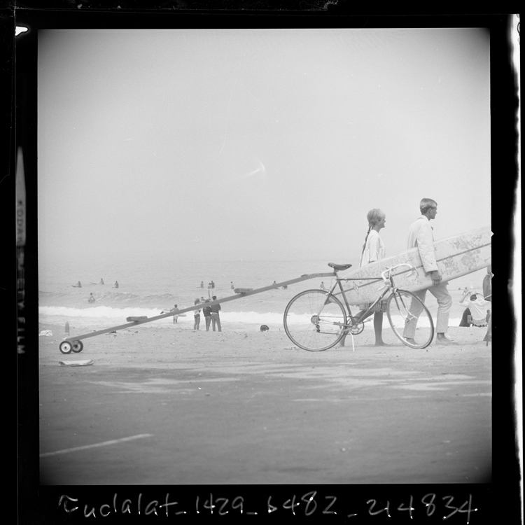 Fotó: Redondo Beach, 1962 © UCLA Library/Los Angeles Times
