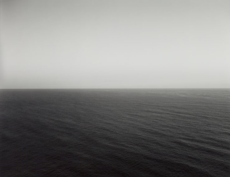 Fotó: Hiroshi Sugimoto: North Pacific Ocean, Oregon I, 1985 © Fraenkel Gallery/Hiroshi Sugimoto