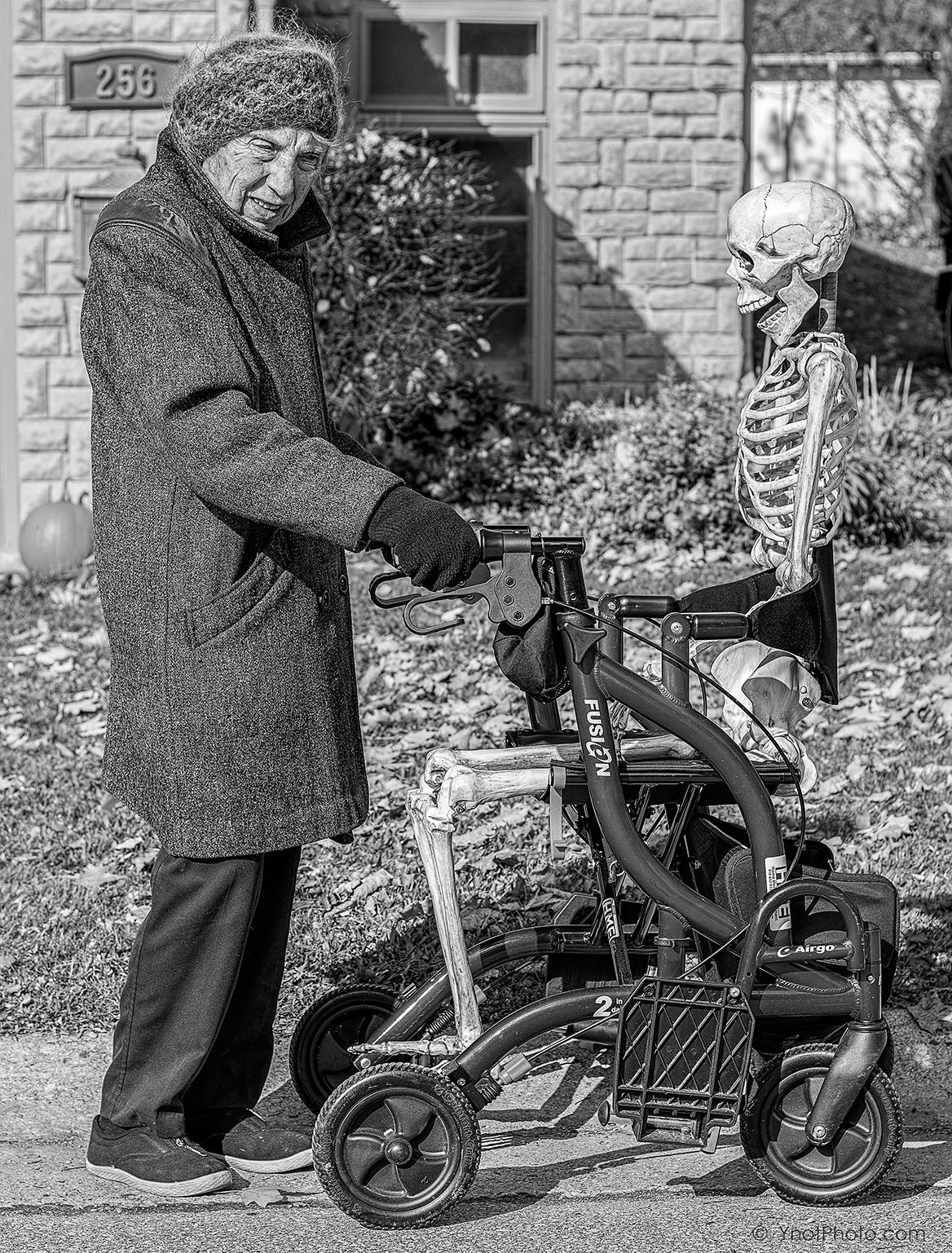 Fotó: © Tony Luciani<br /><br />Halloween