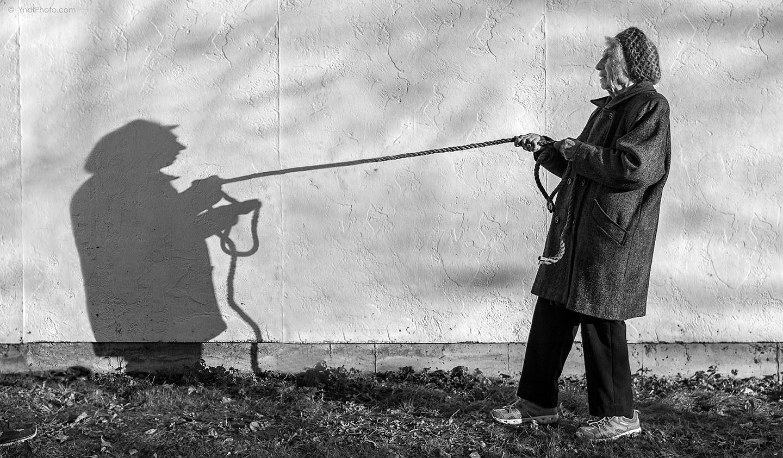 Fotó: © Tony Luciani<br /><br />Küzdelem magaddal.