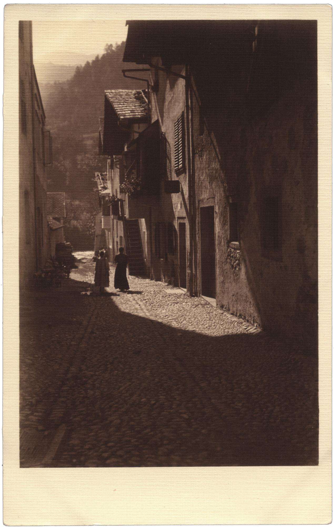 Fotó: Faix Jacques: Nők az utcán, 1908 © Magyar Fotográfiai Múzeum