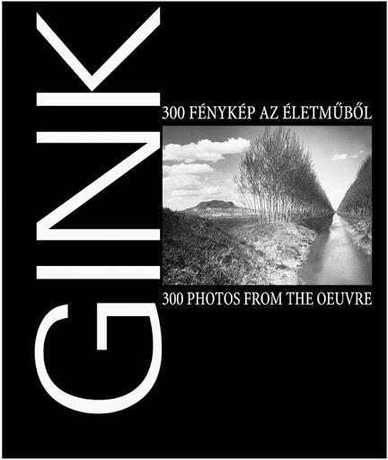 Gink - 300 fénykép az életműből<br />Folpress Kiadó, Budapest, 2004<br />ISBN 9632169697<br /><br />Előszó<br /> <br />A felejtés ellen <br />Albumunkkal a kortárs magyar fotográfia kiemelkedő alakjára emlékezünk. A válogatásnál elsőként azt a százhúsz fényképet vettük figyelembe, melyeket még Gink Károly választott ki, halála előtt nem sokkal, életmű kiállítására készülve.