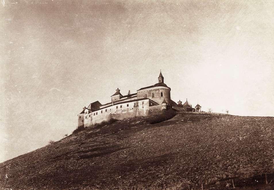 Fotó: Klösz György: Krasznahorka vára. A felvétel 1895-1899 között készült. A kép forrását kérjük így adja meg: Fortepan / Budapest Főváros Levéltára. Levéltári jelzet: HU.BFL.XV.19.d.1.11.012