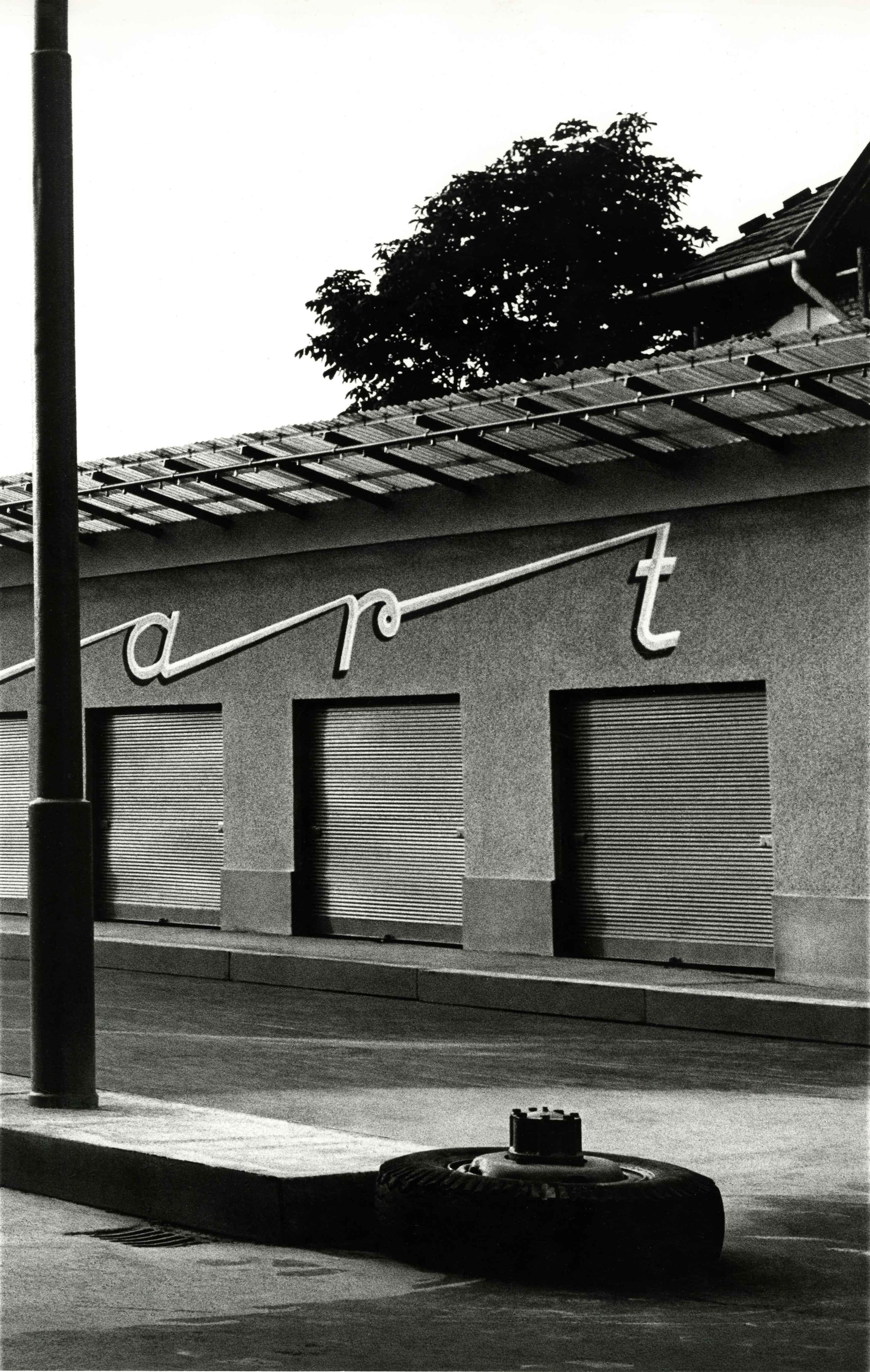 Fotó: Berekméri Zoltán: L'Art, 1966 © Magyar Fotográfiai Múzeum
