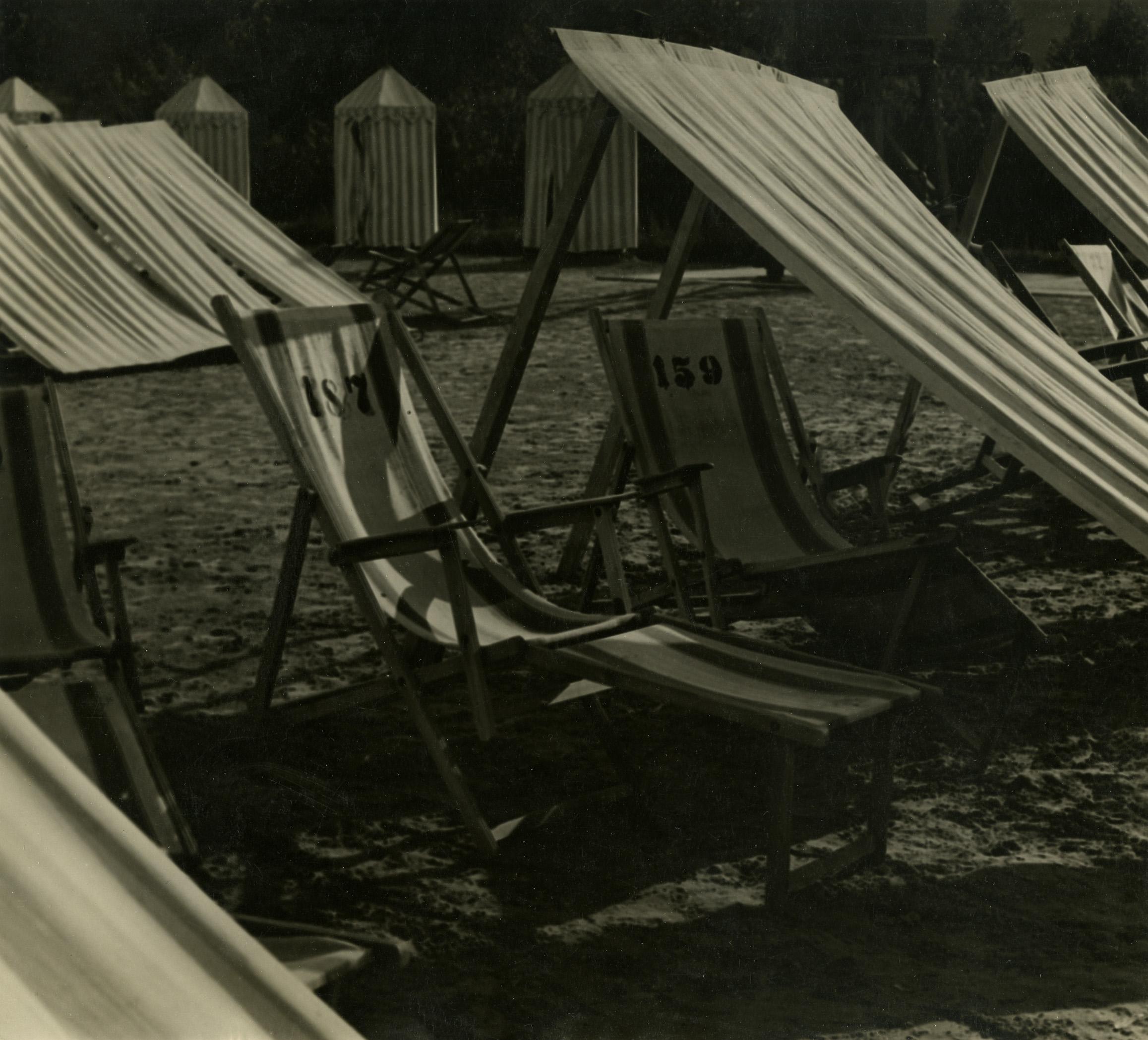 Fotó: Máté Olga: Strand, 1930 k. © Magyar Fotográfiai Múzeum