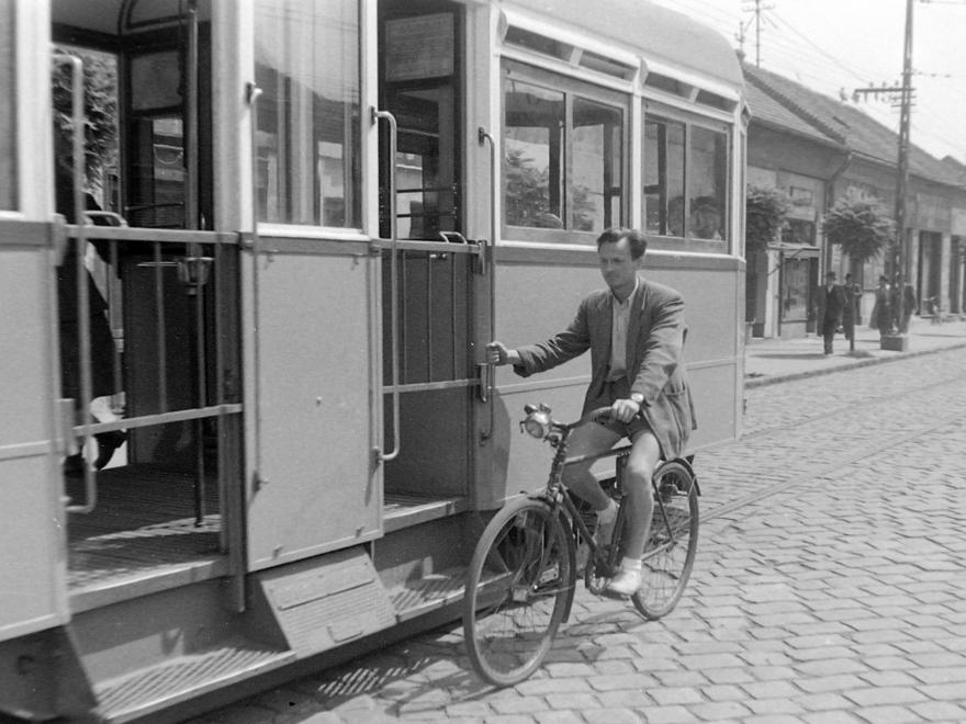 Fotó: Budapest, 1950 © fortepan.hu/Magyar Rendőr
