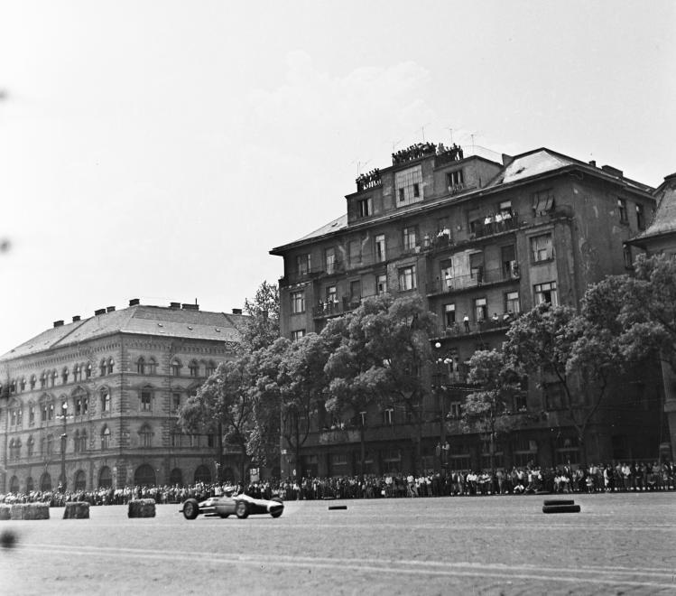 Fotó: Bauer Sándor: Budapest, 1959 © Fortepan