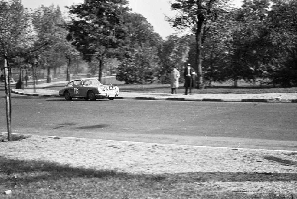 Fotó: Népliget, 1967 © Dr. Tóth Károly/Fortepan