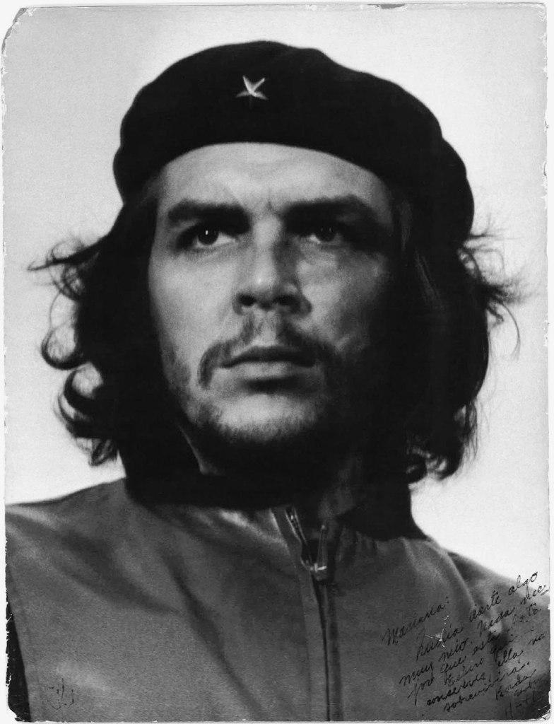 Fotó: Alberto Korda: Che Guevara, 1960 © VBK, Wien