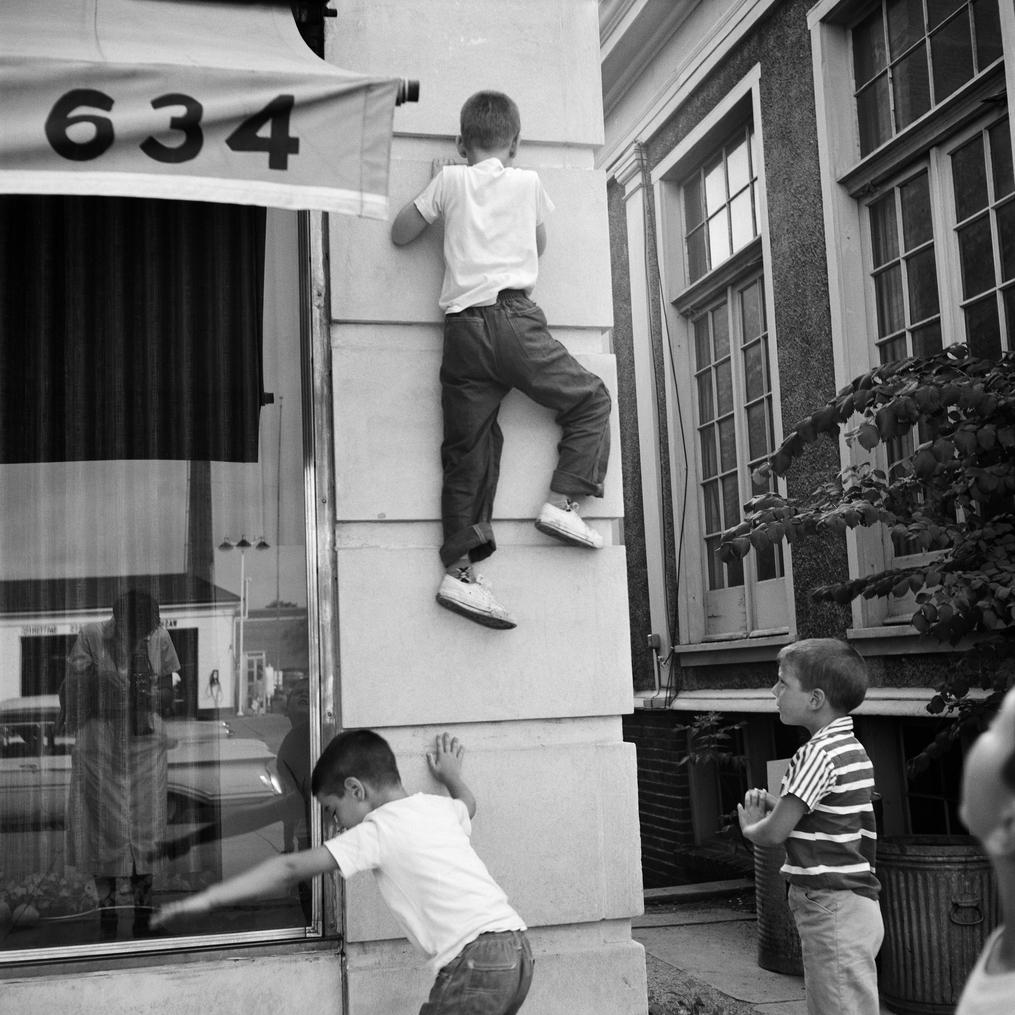 Fotó: Vivian Maier: Chicagoland, d.n. © Vivian Maier/Maloof Collection, Courtesy Howard Greenberg Gallery, New York.
